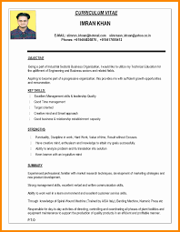 Over Cv And Resume Samples With Free Download Httpwww Latest Format