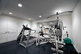 home gym lighting. houzz home gym contemporary with basement design ideas lighting g