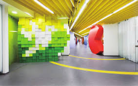 funky office interiors. Modren Funky Yandex St Petersburg Russia Intended Funky Office Interiors K