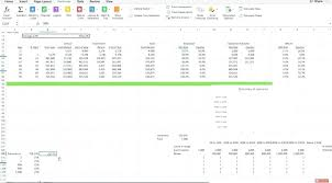 Financial Planning Sheet Excel Template Personal Financial Planning Plan Excel Free