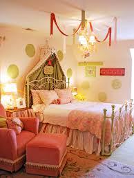 PrincessInspired Girls Rooms HGTV - Girls bedroom decor ideas