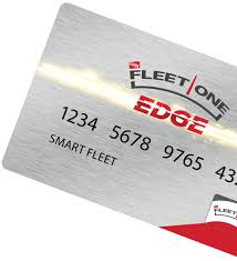 the edge in fuel and fleet management cards