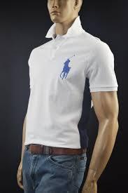 Custom Fit Design Ralph Lauren Custom Fit White Mesh Short Sleeve Polo Shirt