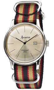 17 best images about maxiquartz com stainless steel mens strap watch ms434g mens multi coloured strap watch from the accurist vintage range