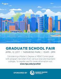 hawaii pacific university graduate programs graduate fair flyer v3 jpg