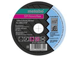 <b>Диск Metabo</b> SP-<b>Novoflex</b> 125x2 0 RU Отрезной для стали ...