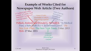 mla works cited magazine and newspaper web articles mla works cited magazine and newspaper web articles