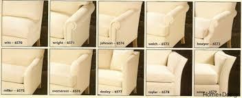 different styles of furniture. Sofa Arm Styles Different L Da5c92a262e1d46e Home Design Furniture Com 1 Of ,