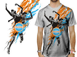 Design T Shirt Store Graphic Bold Playful Store T Shirt Design For A Company By Voltage