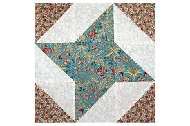Friendship Star Quilt Block Pattern with Extra Triangles &  Adamdwight.com