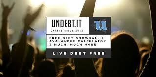 Rockstar Review Undebt It Debt Payoff Calculator