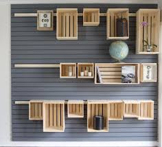 hang anything on your wall with a french cleat storage