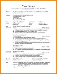 ... Resume Types 15 Different Types Of Resume Formats Format Examples  Different Of Templates Within ...