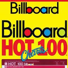 Billboard Top 100 Single Charts The Week Of July 23 2016
