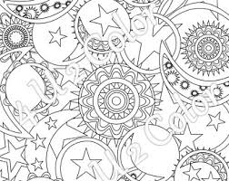 Small Picture Sun coloring page Etsy
