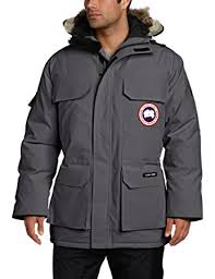 Canada Goose Men s Expedition Parka, Graphite, X-Small