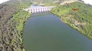 İstanbul'da barajların son durumu