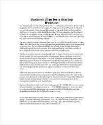 example of a business plan sample business plan 8 examples in word pdf
