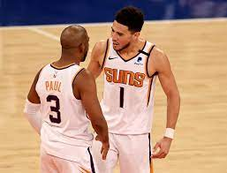 Phoenix Suns close out road trip with ...