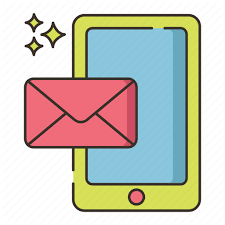 Contact Email Mail Message Messaging Text Texting Icon