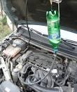 Чистка инжектора форд фокус