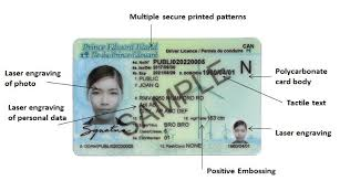 Make Your Own Identification Card Changes To Drivers Licence And Photo Id Card Government
