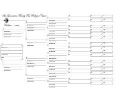 Word Families Template Family Tree Template 04 Family Free Family Tree Template