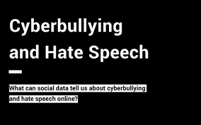 cyberbullying and hate speech ditch the label