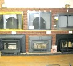 gas fireplace fronts s gas fireplace glass doors open