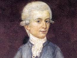 Портреты и фотографии Вольфганг Амадей Моцарт Моцарт в детстве