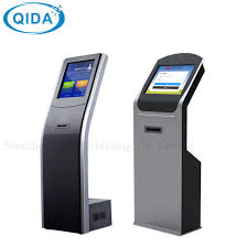 Cash Vending Machine Amazing China Self Service Cash Accepting Card Reader Payment ATM Kiosk