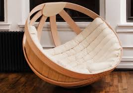 Cradle Rocking Chair by Richard Clarkson ...