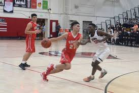 garden grove built a big lead then had to hang on to defeat westminster 66 60 on friday in the golden west league opener for both teams orange county