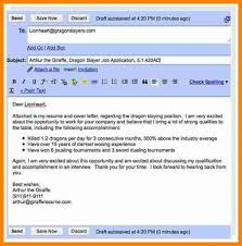 email sending resumes email sample to send resume sample email for sending resume and