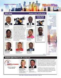 Light And Power Barbados Whos Who In Barbados Business 2016 Iedition By Patrick