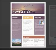 Office Newspaper Template Microsoft Office Newsletter Templates Gallery Newspaper Template