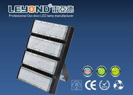 high power 150 lm w bridgelux chip 200w led modular flood light outdoor lighting project