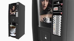 Small Business Vending Machines Delectable Coffee Vending Machine By Coolerinc 48DOcean
