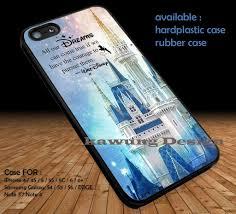 Castle Walt Disney Quotes iPhone 8+ 7 6s Cases Samsung Galaxy S8 S7 ed \u2013 K-Designs