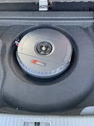 Spare tire subwoofer Cerwin-Vega edition
