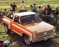 1976 Chevrolet C10 Stepside - Photos - Chevy has been pumping out ...