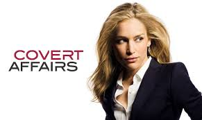 Covert Affairs 4.Sezon 1.B�l�m