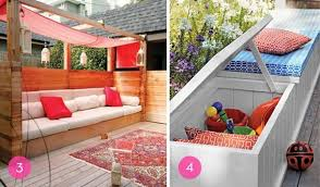 Eye Candy Creative Outdoor Seating Ideas Curbly