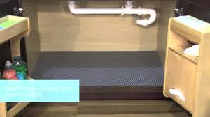 large sink mat extra