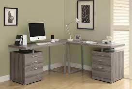 Fancy Ideas Corner Office Desk Simple Design Beautiful Small Gallery