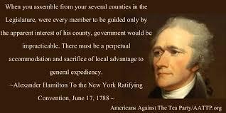 Alexander Hamilton Quotes Constitution. QuotesGram via Relatably.com