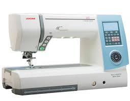 Janome Memory Craft Horizon 8900qcp Sewing Machine