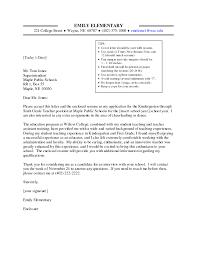 Marvelous Sample Application Letter For Math Teaching Position Cover