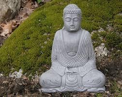 garden buddha statues. Buddha Statue, Concrete Statues, Meditating Buddhas Garden Decor, Figure, Cement Statues