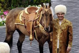 رئيس تركمانستان يؤكد خلو بلاده من فيروس كورونا